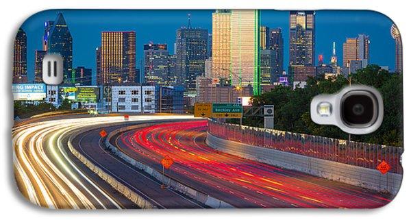 Beckoning Lights Galaxy S4 Case
