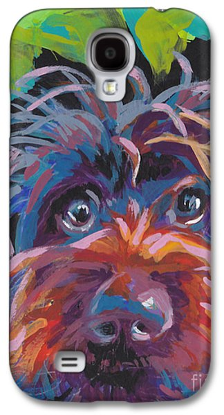Bedhead Griff Galaxy S4 Case by Lea S