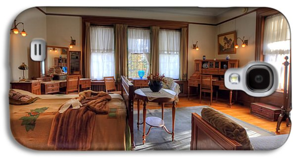 Bedroom Glensheen Mansion Duluth Galaxy S4 Case