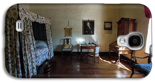 Bedroom Of Blettermanhuis, Stellenbosch Galaxy S4 Case