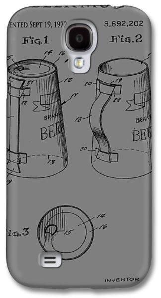 Beer Mug Galaxy S4 Case by Dan Sproul