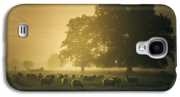 Before Dawn Gathering Galaxy S4 Case by Chris Fletcher