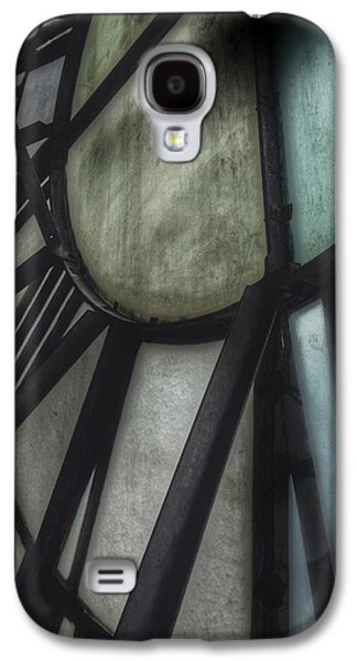 Behind The Clock - Emerson Bromo-seltzer Tower Galaxy S4 Case by Marianna Mills