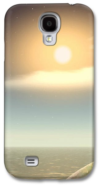 Being There Galaxy S4 Case by Wendy J St Christopher