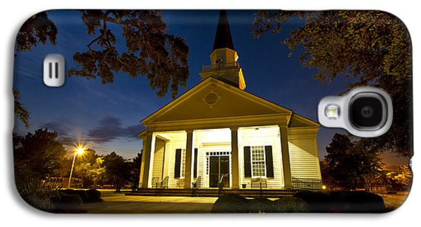 Belin Memorial Umc After Dark Galaxy S4 Case by Bill Barber