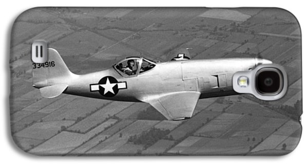 Bell Aircraft Xp-77 Galaxy S4 Case by Underwood Archives