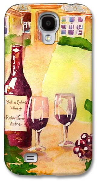 Bella Colina Winery Galaxy S4 Case