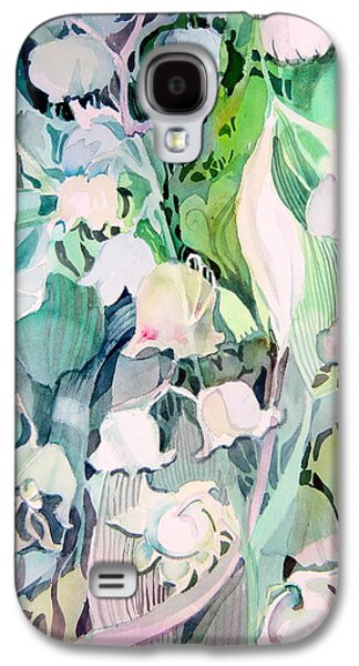 Bells Of The Valley Galaxy S4 Case by Mindy Newman