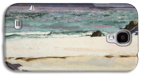 Scotland Galaxy S4 Case - Ben Bhuie From The North End   Iona by Francis Campbell Boileau Cadell