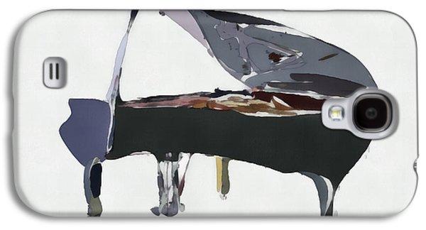 Bendy Piano Galaxy S4 Case
