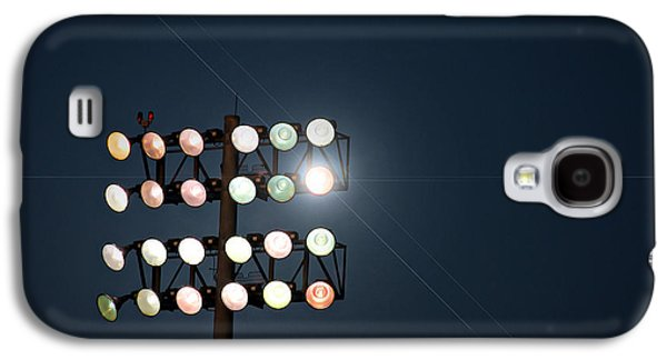 Beneath Friday Night Lights Galaxy S4 Case by Trish Mistric