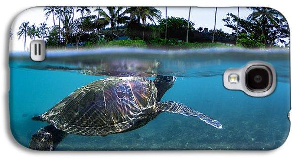 Beneath The Palms Galaxy S4 Case by Sean Davey