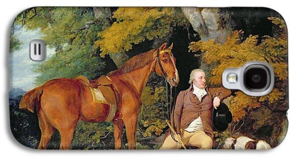 Benjamin Bond Hopkins, Before 1791 Galaxy S4 Case