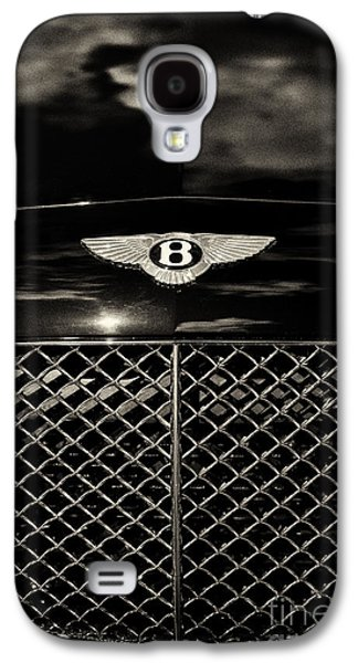 Bentley Continental Gt Sepia Galaxy S4 Case by Tim Gainey