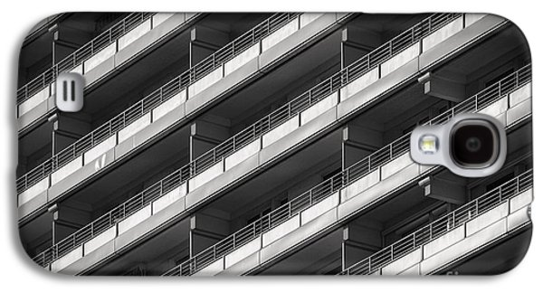 Berlin Balconies Galaxy S4 Case
