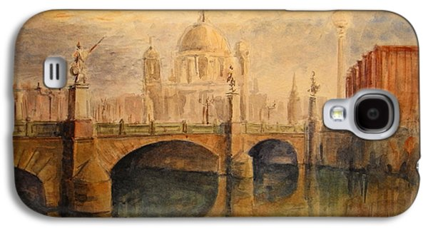 Berliner Dom Galaxy S4 Case by Juan  Bosco
