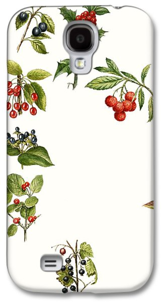 Berries Galaxy S4 Case by English School