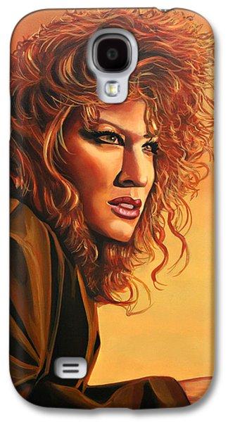 Bette Midler Galaxy S4 Case by Paul Meijering