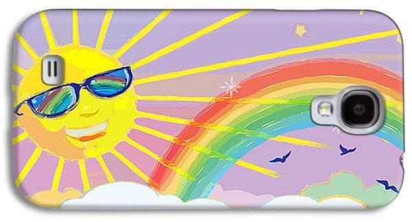 Beyond The Rainbow Galaxy S4 Case
