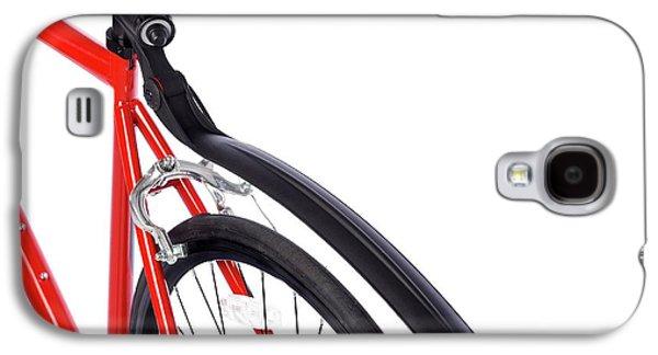 Bicycle Mud Guard Galaxy S4 Case
