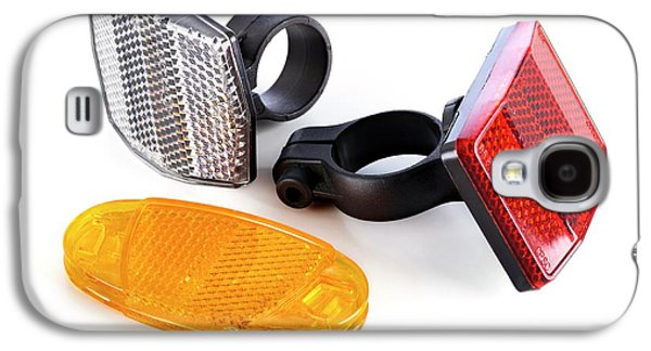 Bicycle Reflectors Galaxy S4 Case by Science Photo Library