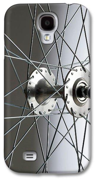 Bicycle Wheel Hub Galaxy S4 Case