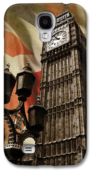 Big Ben London Galaxy S4 Case by Mark Rogan