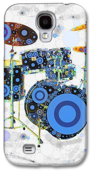 Big Boom Bullseye Galaxy S4 Case
