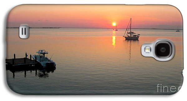 Big Chill Sunset Galaxy S4 Case by Carey Chen