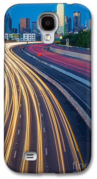 Big D Freeway Galaxy S4 Case