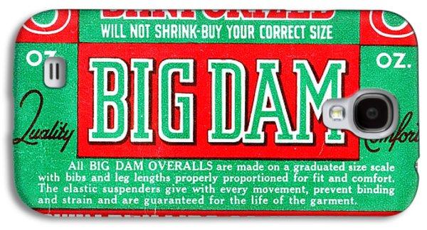 Big Dam Quality Galaxy S4 Case