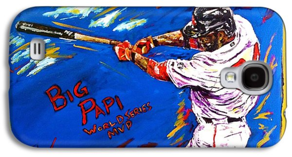 Big Papi Galaxy S4 Case by Ian Sikes