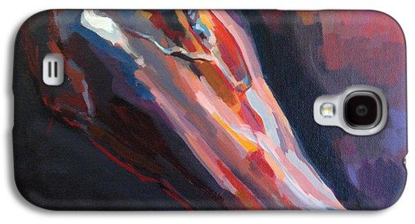 Big Red Galaxy S4 Case