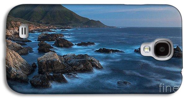 Big Sur Coastline Galaxy S4 Case by Mike Reid