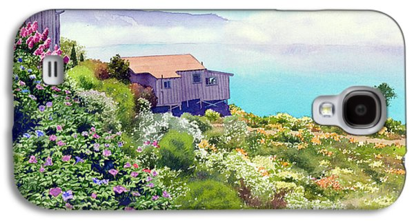Big Sur Cottage Galaxy S4 Case by Mary Helmreich