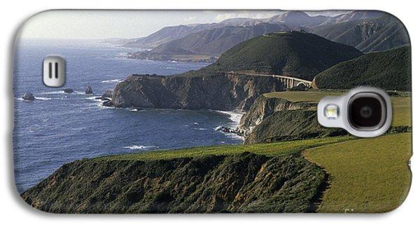 Big Sur Highway 1 Galaxy S4 Case