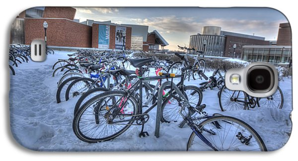 Bikes At University Of Minnesota  Galaxy S4 Case