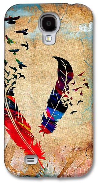 Birds Of A Feather Galaxy S4 Case