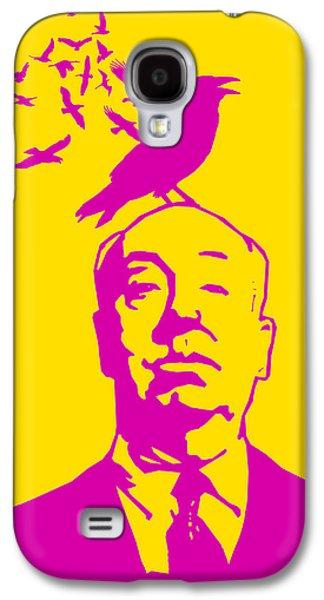 Minimalist Galaxy S4 Case - Birdy Poster 3 by Naxart Studio