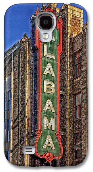 Birmingham's Alabama Theatre Galaxy S4 Case by Mountain Dreams