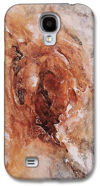 Birth Of The Earth 01 Galaxy S4 Case by Emerico Imre Toth