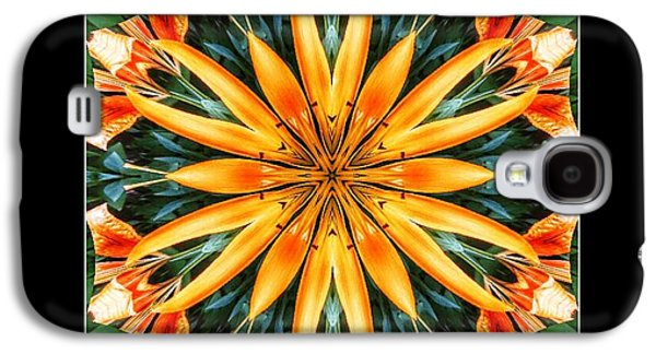 Birthday Lily For Erin Galaxy S4 Case by Nick Heap