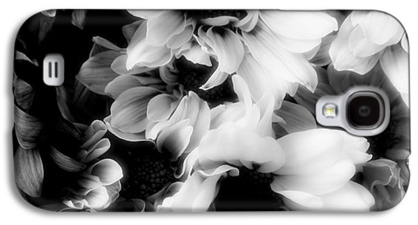 Black And White Galaxy S4 Case by Kathleen Struckle