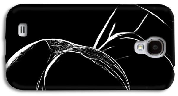 Black And White Pleasure Galaxy S4 Case