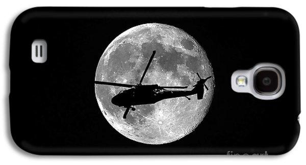 Black Hawk Moon Galaxy S4 Case by Al Powell Photography USA