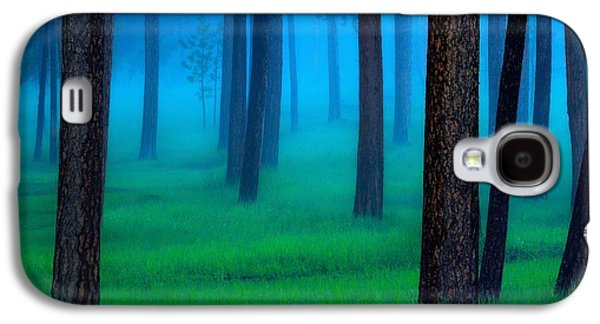 Black Hills Forest Galaxy S4 Case by Kadek Susanto