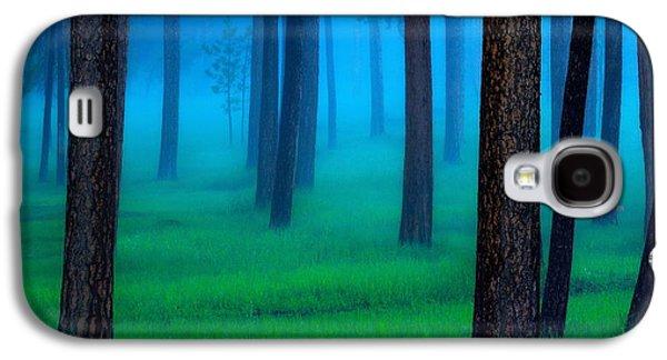 Landscapes Galaxy S4 Case - Black Hills Forest by Kadek Susanto