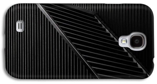 Black Light Galaxy S4 Case