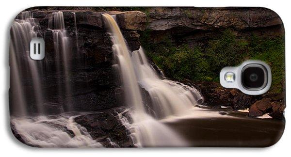 Blackwater Falls Galaxy S4 Case by Shane Holsclaw