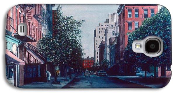 Bleeker Street Galaxy S4 Case by Anthony Butera